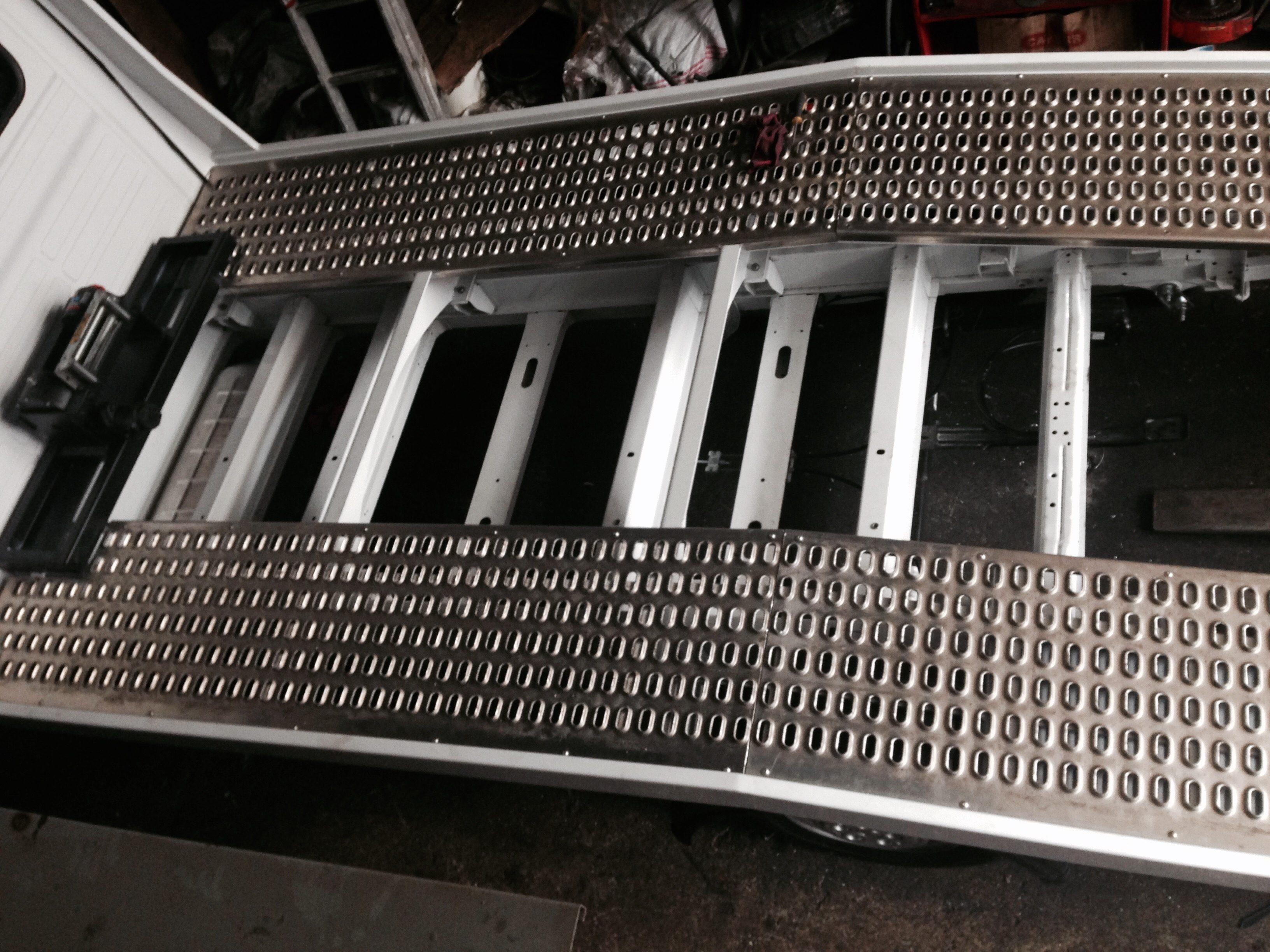 Sabit Rampalı Platform